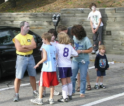 zombie soccer team invades royal oak